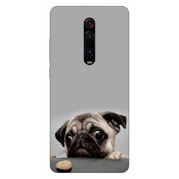 Husa Silicon Soft Upzz Print Compatibila Cu Xiaomi Redmi 9t Model Dog imagine itelmobile.ro 2021