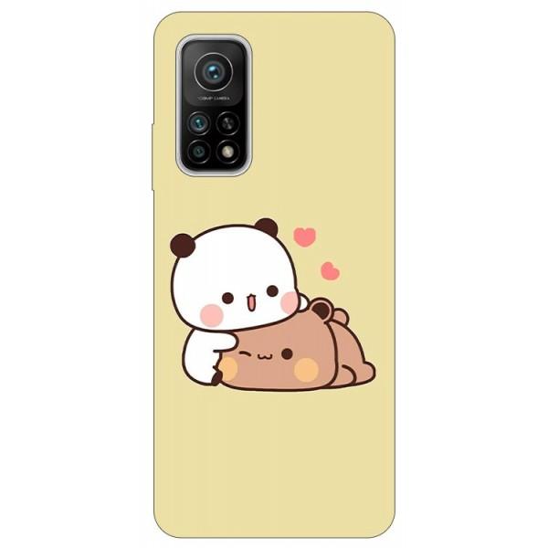 Husa Silicon Soft Upzz Print Compatibila Cu Xiaomi Mi 10t / Mi 10t Pro Model Teddy imagine itelmobile.ro 2021