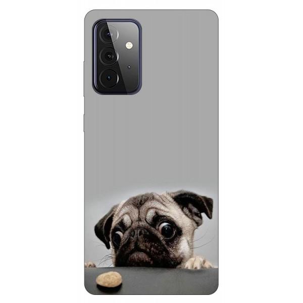 Husa Silicon Soft Upzz Print Compatibila Cu Samsung Galaxy A72 5g Model Dog imagine itelmobile.ro 2021
