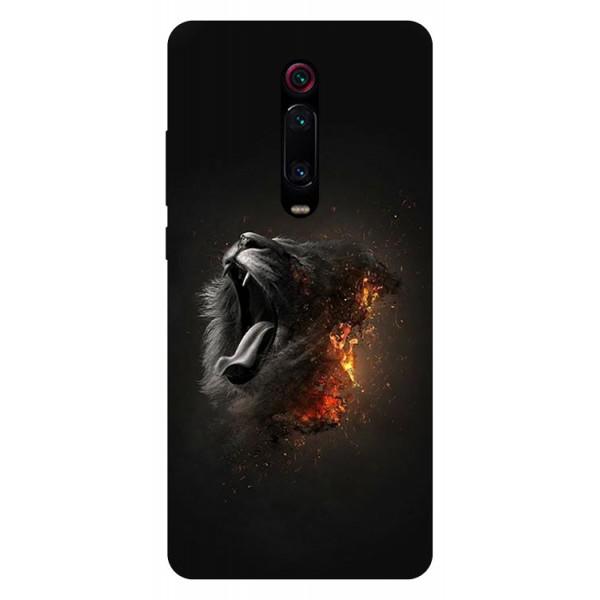 Husa Silicon Soft Upzz Print Compatibila Cu Xiaomi Redmi 9t Model Lion imagine itelmobile.ro 2021