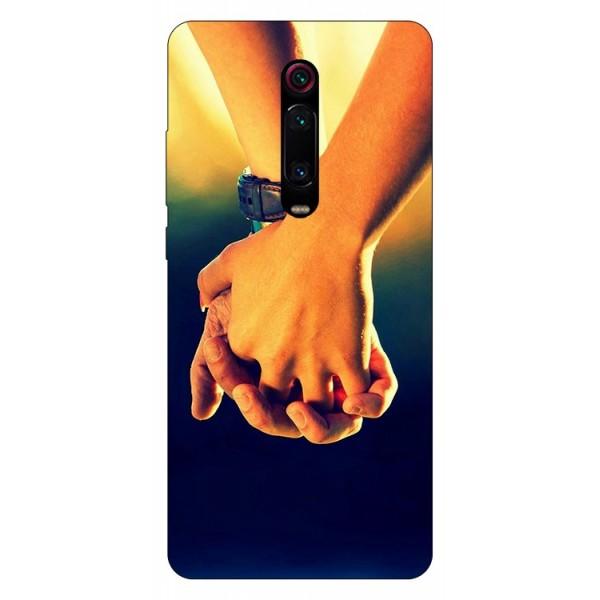 Husa Silicon Soft Upzz Print Compatibila Cu Xiaomi Redmi 9t Model Together imagine itelmobile.ro 2021