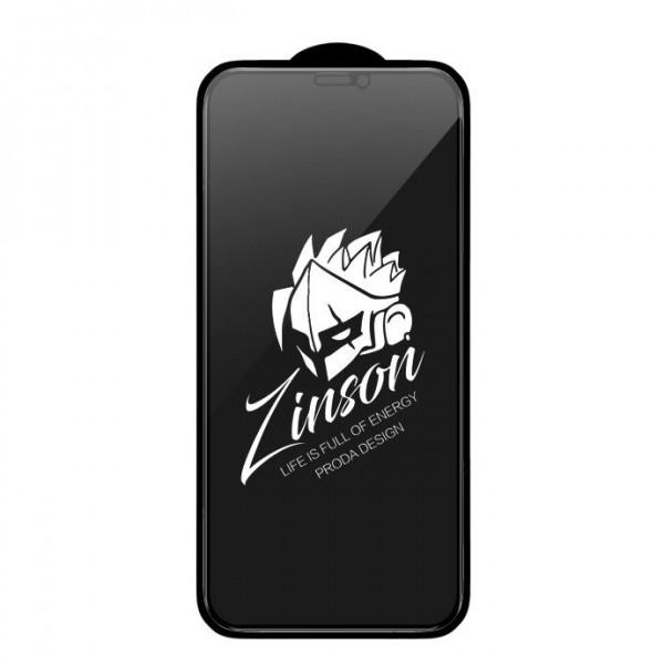 Folie Sticla Securizata Privacy Proda Compatibila Cu iPhone 12 / 12 Pro imagine itelmobile.ro 2021
