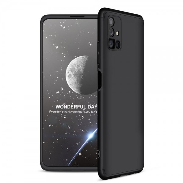 Husa Upzz Protection Compatibila Cu Samsung Galaxy M51 - Negru imagine itelmobile.ro 2021