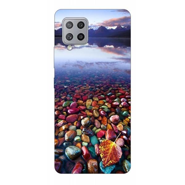Husa Silicon Soft Upzz Print Compatibila Cu Samsung Galaxy A12 Model Leaf imagine itelmobile.ro 2021