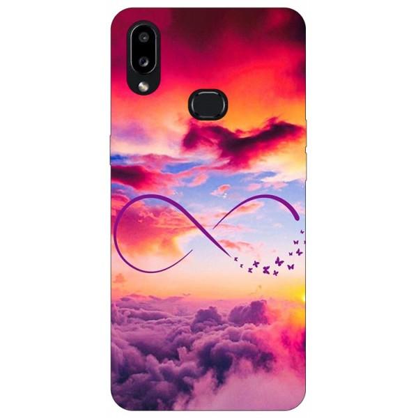 Husa Silicon Soft Upzz Print Compatibila Cu Samsung Galaxy A10s Model Infinity imagine itelmobile.ro 2021