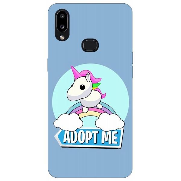 Husa Silicon Soft Upzz Print Compatibila Cu Samsung Galaxy A10s Model Pink Unicorn imagine itelmobile.ro 2021