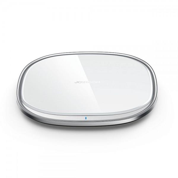 Incarcator Premium Joyroom Wireless 15w , Alb Jr-a23 imagine itelmobile.ro 2021