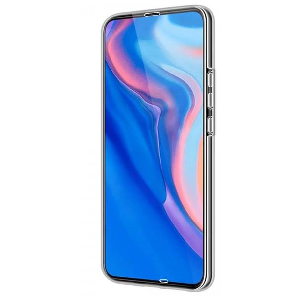 Husa 360 Grade Full Cover Upzz Case Pentru Xiaomi Mi 10t Lite, Transparenta imagine itelmobile.ro 2021