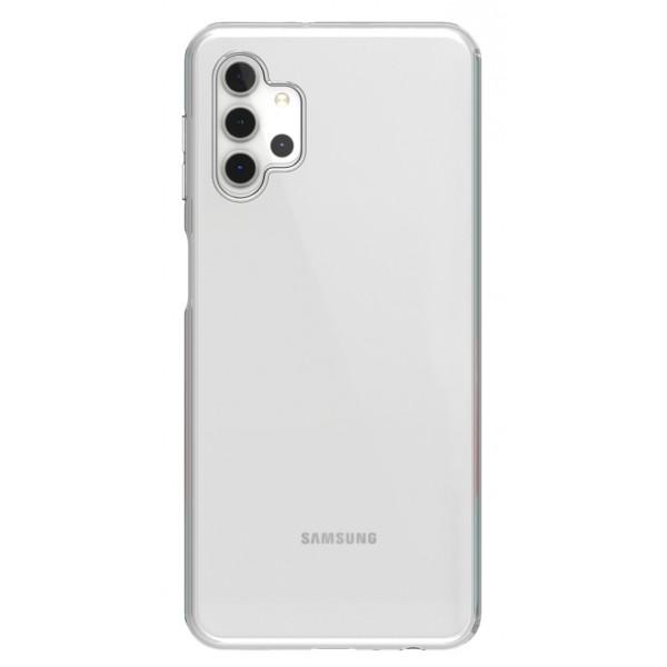 Husa Slim Silicon Upzz Pentru Samsung Galaxy A32 5g, Transparenta imagine itelmobile.ro 2021