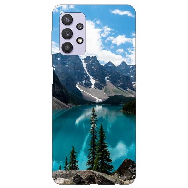 Husa Silicon Soft Upzz Print Compatibila Cu Samsung Galaxy A32 5g Model Blue imagine itelmobile.ro 2021