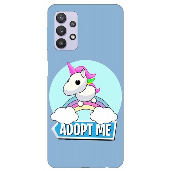 Husa Silicon Soft Upzz Print Compatibila Cu Samsung Galaxy A32 5g Model Pink Unicorn imagine itelmobile.ro 2021