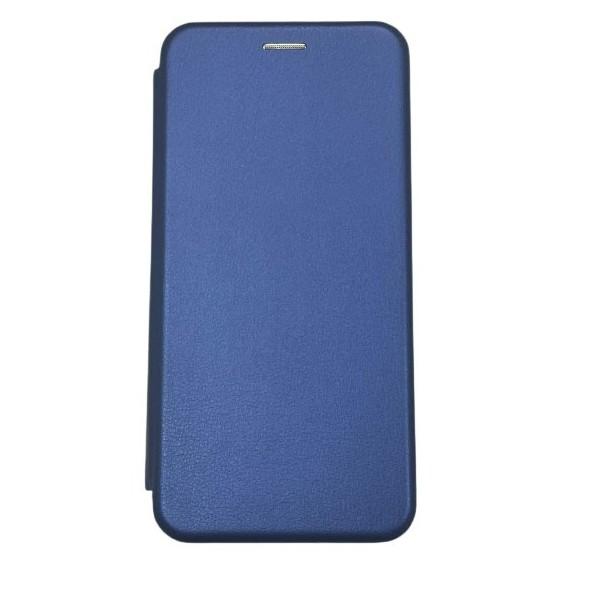 Husa Flip Carte Cu Magnet Lux Upzz Compatibila Cu Samsung Galaxy A72 4g, Albastru imagine itelmobile.ro 2021