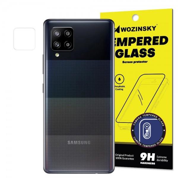 Folie Nano Glass Pentru Camera Wozinsky Pentru Samsung Galaxy A42 5g, Transparenta imagine itelmobile.ro 2021