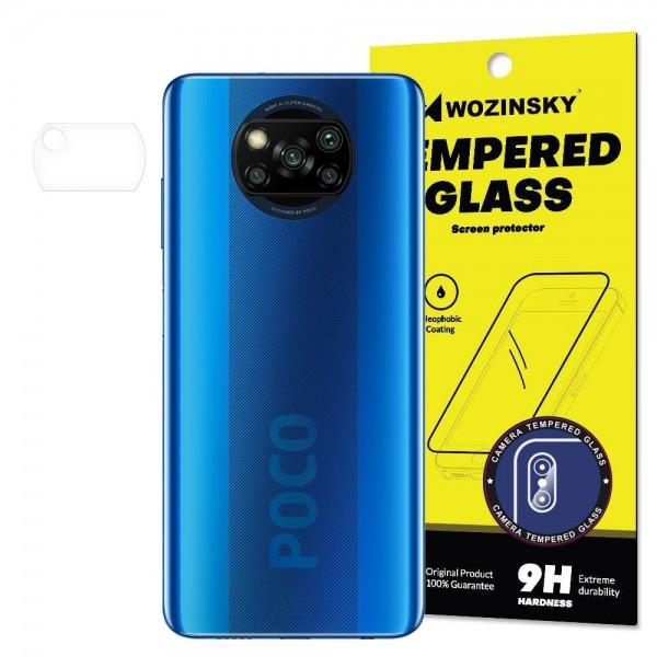 Folie Nano Glass Pentru Camera Wozinsky Pentru Sxiaomi Poco X3 Nfc, Transparenta imagine itelmobile.ro 2021