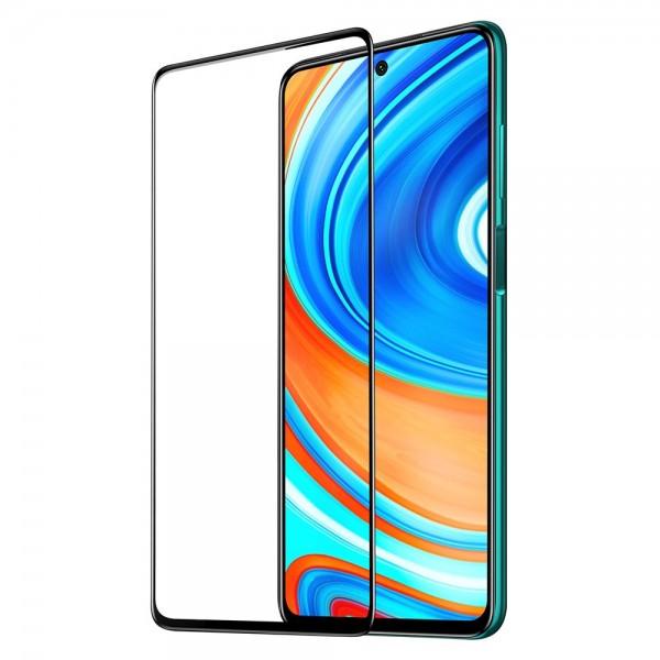 Folie Sticla Securizata Duxducis Compatibila Cu Xiaomi Redmi Note 9 Pro / Note 9s, Full Glue - Case Friendly imagine itelmobile.ro 2021