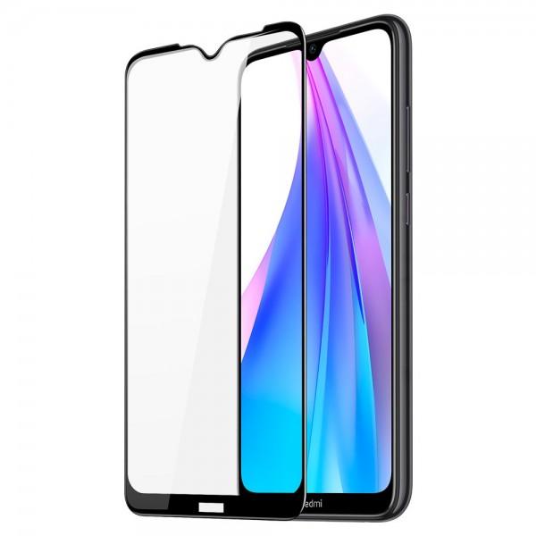 Folie Sticla Securizata Duxducis Compatibila Cu Xiaomi Redmi Note 8t, Full Glue - Case Friendly imagine itelmobile.ro 2021