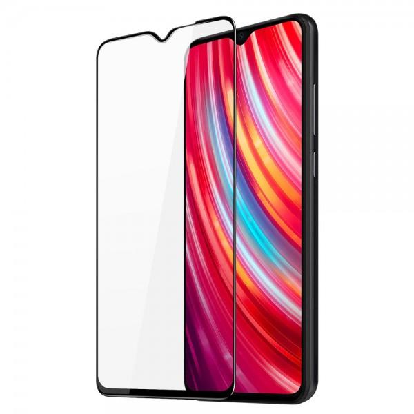 Folie Sticla Securizata Duxducis Compatibila Cu Xiaomi Redmi Note 8 Pro, Full Glue - Case Friendly imagine itelmobile.ro 2021