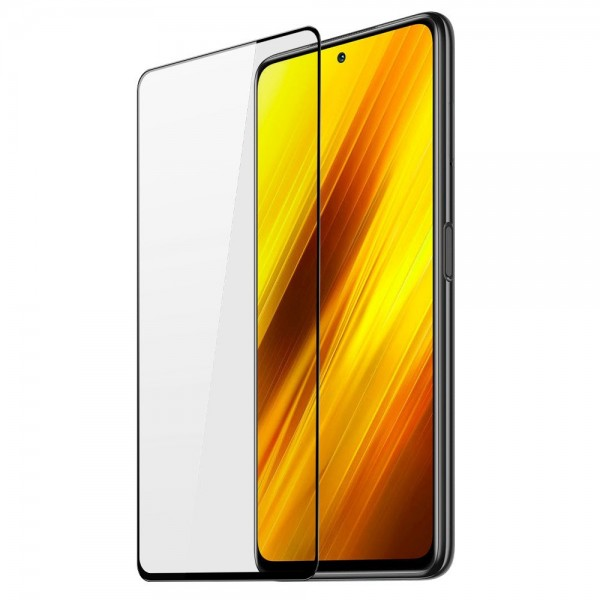 Folie Sticla Securizata Duxducis Compatibila Cu Xiaomi Poco X3 Nfc, Full Glue - Case Friendly imagine itelmobile.ro 2021