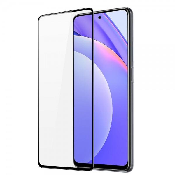 Folie Sticla Securizata Duxducis Compatibila Cu Xiaomi Mi 10 Lite, Full Glue - Case Friendly imagine itelmobile.ro 2021