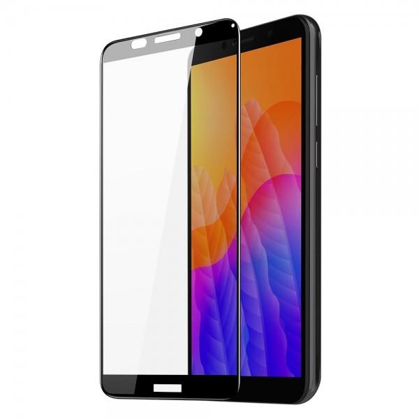 Folie Sticla Securizata Duxducis Compatibila Cu Huawei Y5p, Full Glue - Case Friendly imagine itelmobile.ro 2021