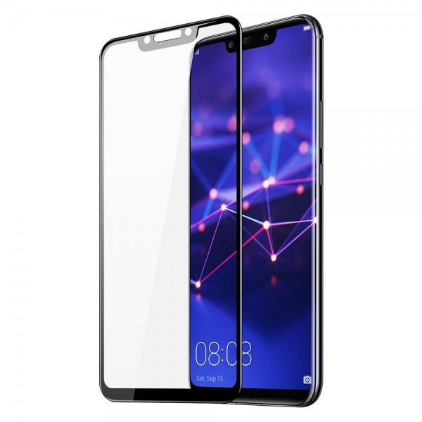 Folie Sticla Securizata Duxducis Compatibila Cu Huawei Mate 20 Lite, Full Glue - Case Friendly imagine itelmobile.ro 2021