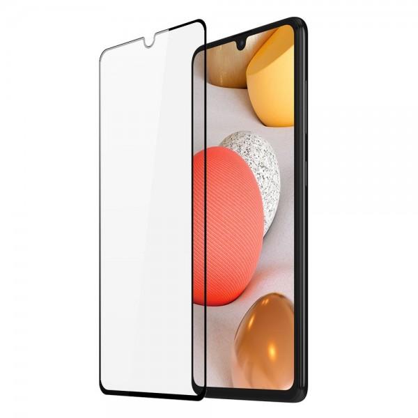 Folie Sticla Securizata Duxducis Compatibila Cu Samsung Galaxy A42 5g, Full Glue - Case Friendly imagine itelmobile.ro 2021