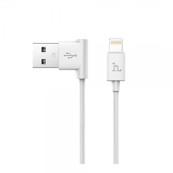Cablu Incarcare / Date Hoco Cu Mufa Lightning, Alb Upl11 imagine itelmobile.ro 2021