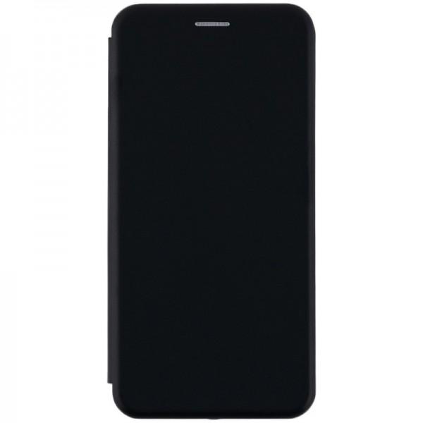 Husa Flip Carte Cu Magnet Lux Upzz Compatibila Cu Samsung Galaxy A02s, Piele Ecologica, Negru imagine itelmobile.ro 2021