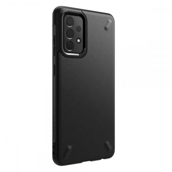 Husa Premium Ringke Onyx Pentru Samsung Galaxy A72 4G, Negru imagine itelmobile.ro 2021