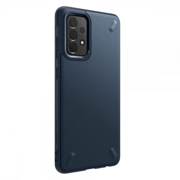 Husa Premium Ringke Onyx Pentru Samsung Galaxy A52 5g, Navy Albastru imagine itelmobile.ro 2021