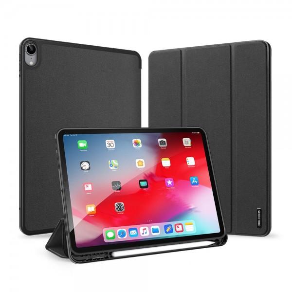 Husa Duxducis Osom Pentru Apple Ipad Air 4 ( 2020 ), Negru imagine itelmobile.ro 2021