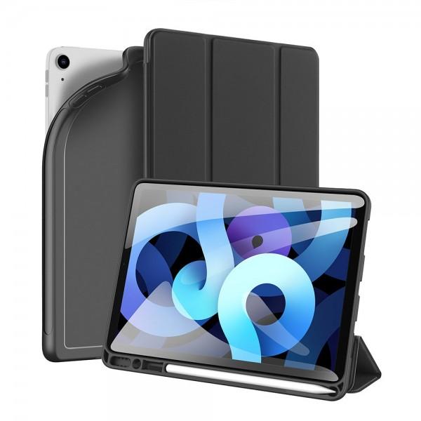 Husa Duxducis Osom Gel Pentru Apple Ipad Air 4 ( 2020 ), Negru imagine itelmobile.ro 2021