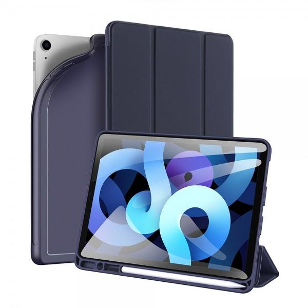 Husa Duxducis Osom Gel Pentru Apple Ipad Air 4 ( 2020 ), Albastru imagine itelmobile.ro 2021
