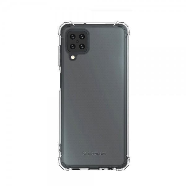 Husa Wozinsky Anti Shock Pentru Samsung Galaxy A12, Tehnologie Air Cusion, Transparenta imagine itelmobile.ro 2021