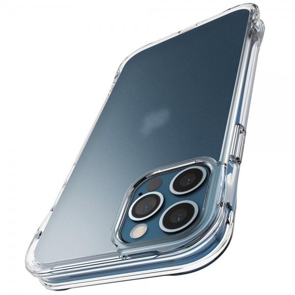Husa Premium Ringke Fusion Plus Compatibila Cu iPhone 12 / 12 Pro, Transparenta imagine itelmobile.ro 2021
