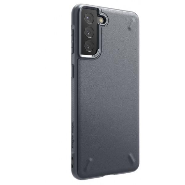Husa Premium Ringke Onyx Pentru Samsung Galaxy S21, Gri imagine itelmobile.ro 2021