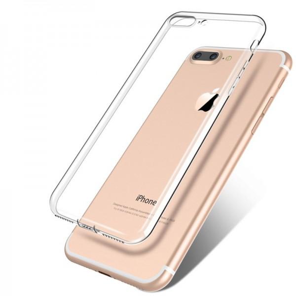 Husa Ultra Slim 0.3mm Upzz iPhone 6 6s Plus Transparenta imagine itelmobile.ro 2021