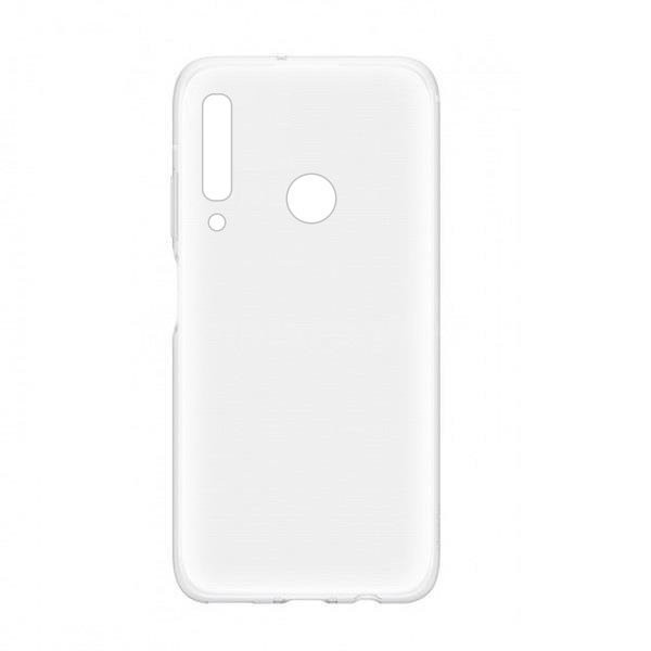Husa Carcasa Originala Huawei P40 Lite E, Silicon Transparenta imagine itelmobile.ro 2021