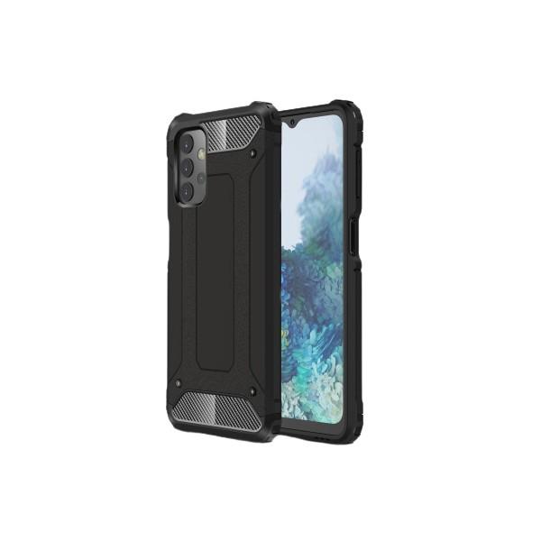 Husa Armor Upzz Compatibila Cu Samsung Galaxy A32 5g, Anti-shock Negru imagine itelmobile.ro 2021