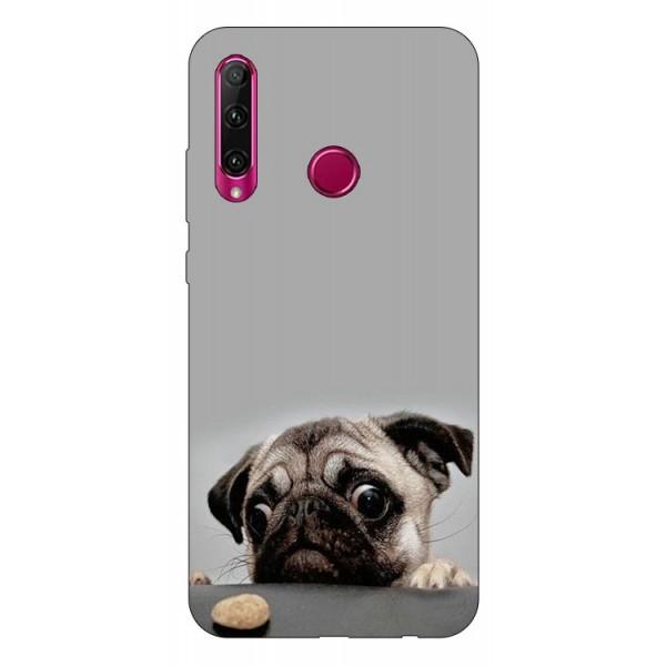 Husa Silicon Soft Upzz Print Compatibila Cu Huawei Y6p Model Dog imagine itelmobile.ro 2021