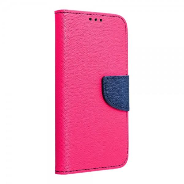 Husa Flip Carte Upzz Fancy Book Compatibila Cu Samsung S8, Roz imagine itelmobile.ro 2021