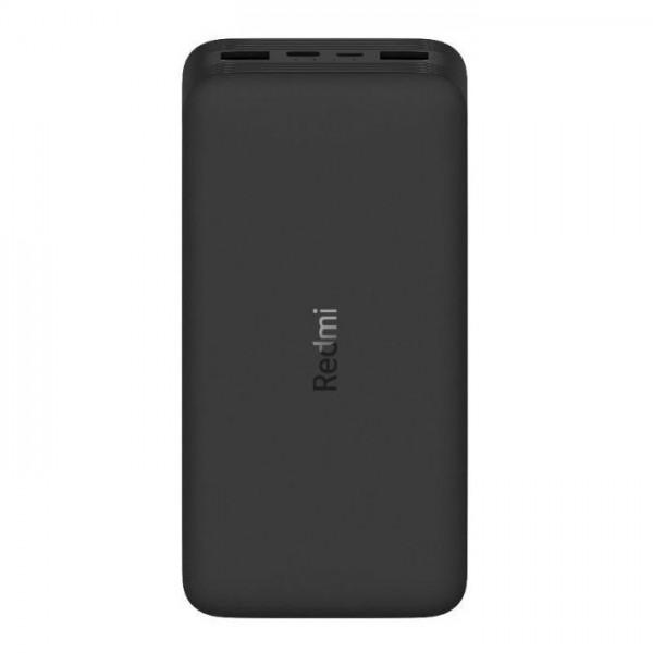 Baterie Externa Xiaomi 20.000mAh Putere de Incarcare Rapida 18W, Negru imagine itelmobile.ro 2021
