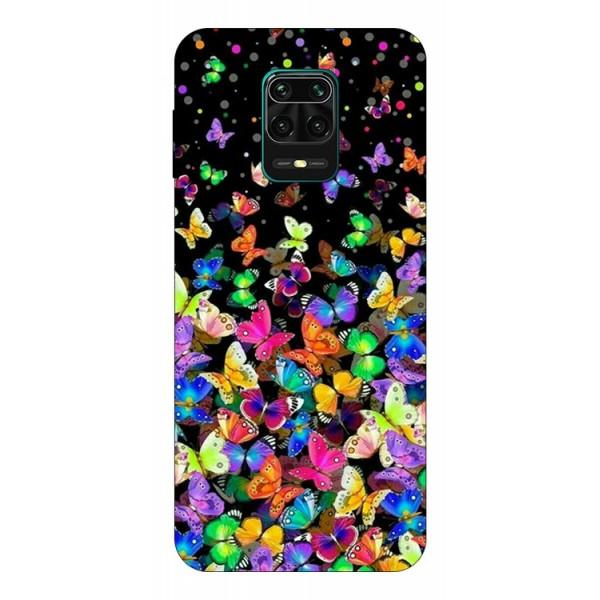 Husa Silicon Soft Upzz Print Compatibila Cu Xiaomi Redmi Note 9 Pro Model Colorature imagine itelmobile.ro 2021
