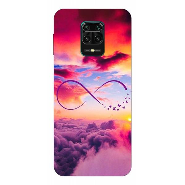 Husa Silicon Soft Upzz Print Compatibila Cu Xiaomi Redmi Note 9 Pro Model Infinity imagine itelmobile.ro 2021