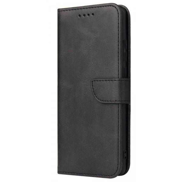 Husa Premium Upzz Magnetic Book Compatibila Cu Huawei P30 Pro, Piele Ecologica - Negru imagine itelmobile.ro 2021