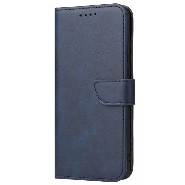Husa Premium Upzz Magnetic Book Compatibila Cu Huawei P30 Pro, Piele Ecologica - Albastru imagine itelmobile.ro 2021
