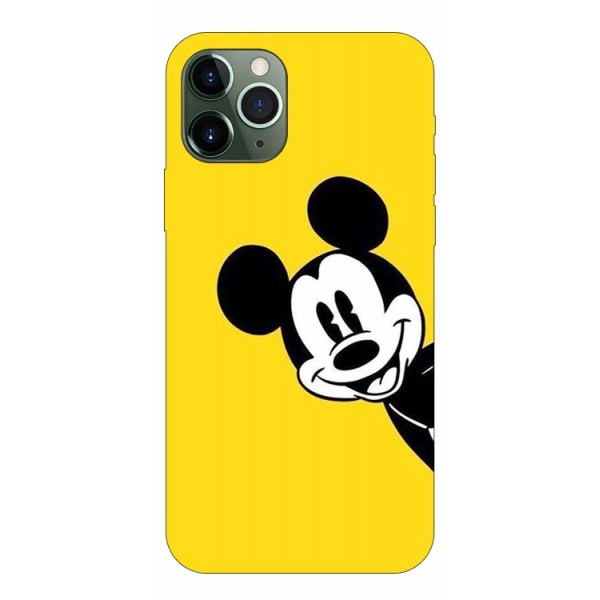 Husa Silicon Soft Upzz Print Compatibila Cu iPhone 11 Pro Model Cartoon imagine itelmobile.ro 2021