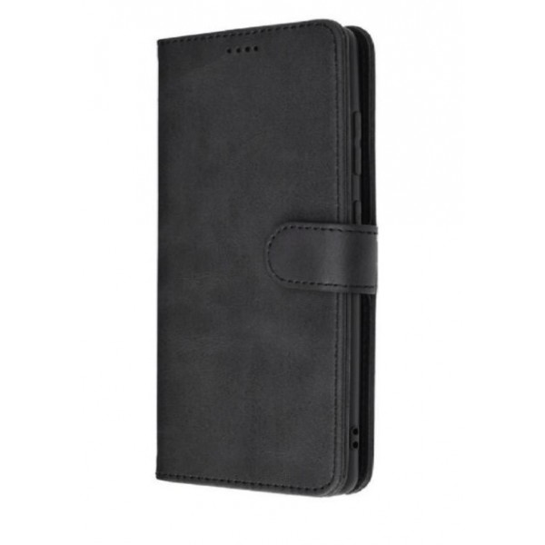 Husa Flip Carte Upzz Tech Wallet Compatibila Cu Samsung Galaxy M51 Negru imagine itelmobile.ro 2021