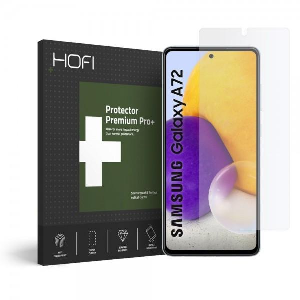 Folie Sticla Securizata Hofi Glass Pro+ Compatibila Cu Samsung Galaxy A72, Transparenta imagine itelmobile.ro 2021