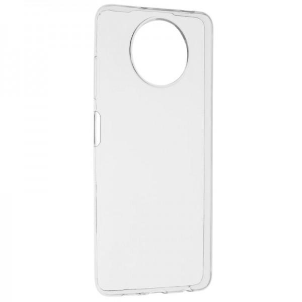 Husa Slim Upzz Silicon Pentru Xiaomi Poco X3 Nfc, Silicon - Transparenta imagine itelmobile.ro 2021